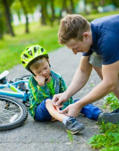 Protecting your Kids During the Summer Months - Health Risk - Summer Accidents Calgary