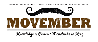 Movember:  Men's Health – Costing Canada 37 Billion Dollars Annually