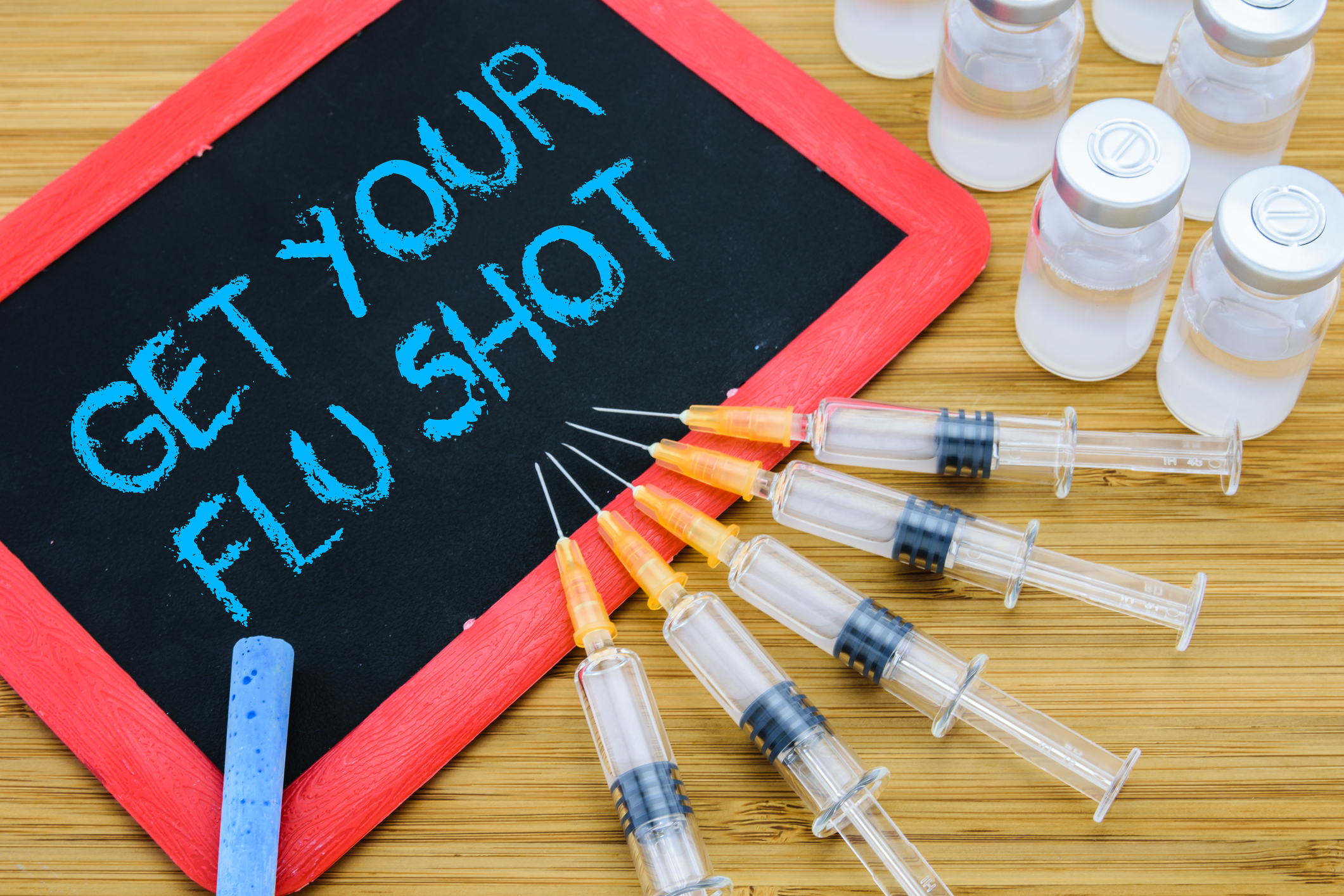 Remember Your Flu Shot